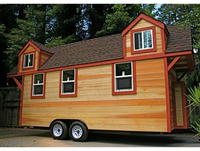 Tiny House On Wheels Two Lofts 120 best how to build a shed images on pinterest