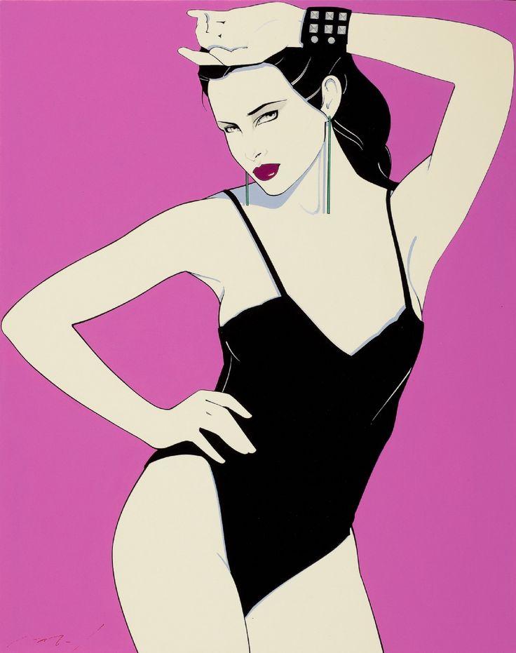 Patrick Nagel - Illustrations