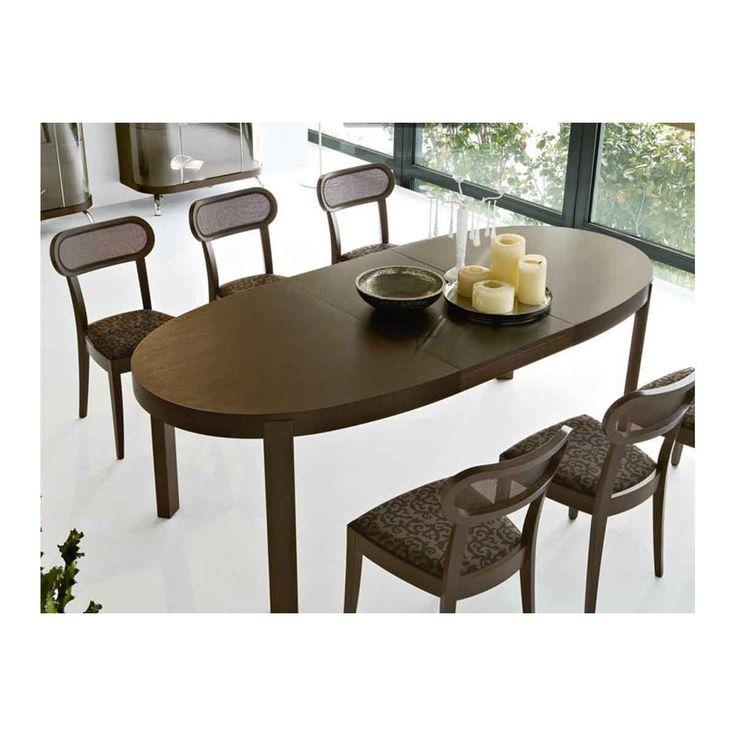 Oltre 25 fantastiche idee su tavolo ovale su pinterest - Tavolo ovale calligaris ...