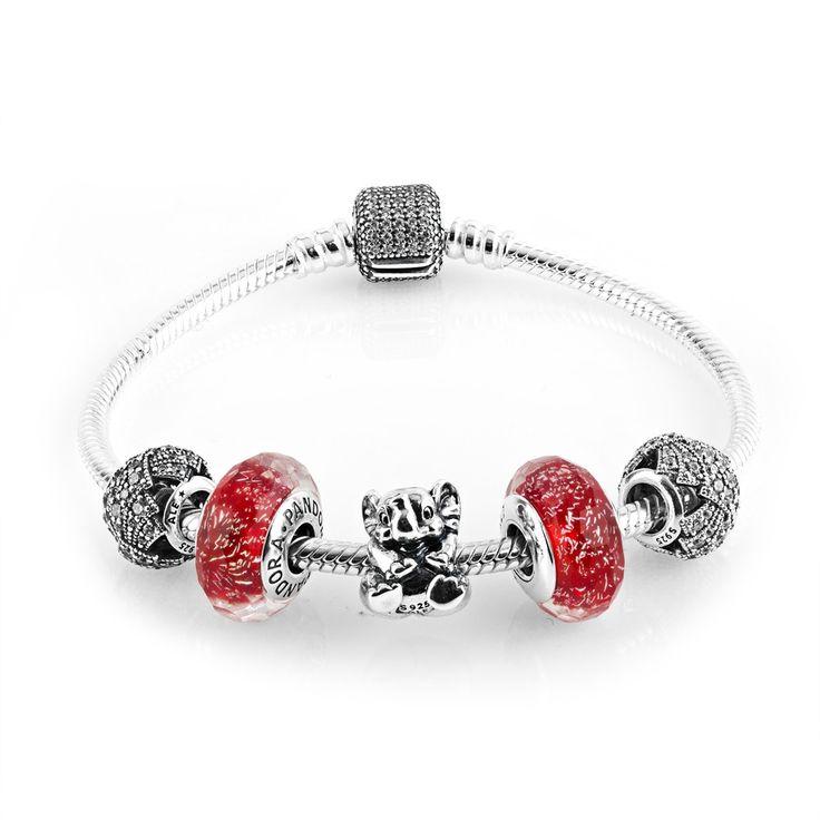 Pandora Lucky Elephant Complete Bracelet CB620