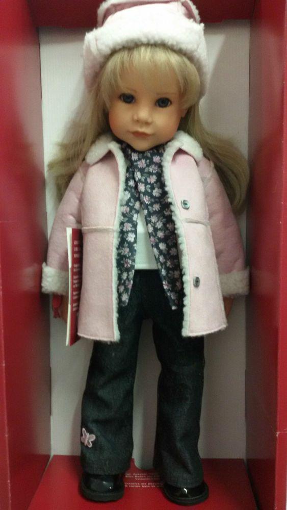 Götz Puppe Gotz Doll YVETTE