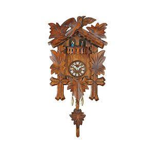 Black Forest Pendulum Kello kvartsi-liikkeen 25cm by Trenkle Uhren - 2018PQ