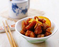 Orange Chicken | Easy Asian Recipes at RasaMalaysia.com
