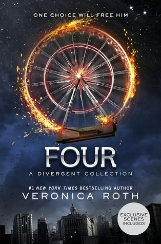 Four: A Divergent Collection by Veronica Roth Review by Melissa Robles | Kate Tilton, Connecting Authors & Readers