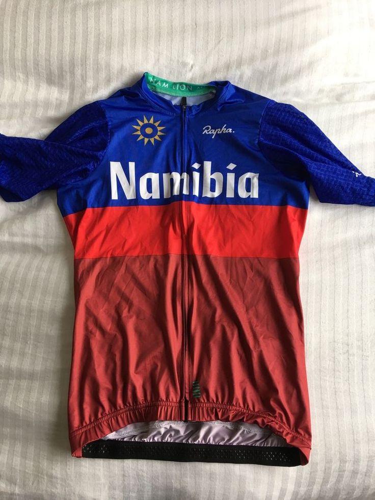 Rapha Pro Team Aero Jersey Namibia XL #Rapha