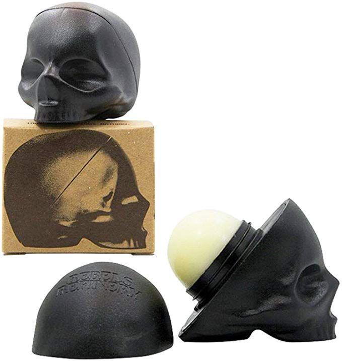 Rebels Refinery Skull Lip Balm Mint Black Ulta Beauty Lip Balm The Balm Skull