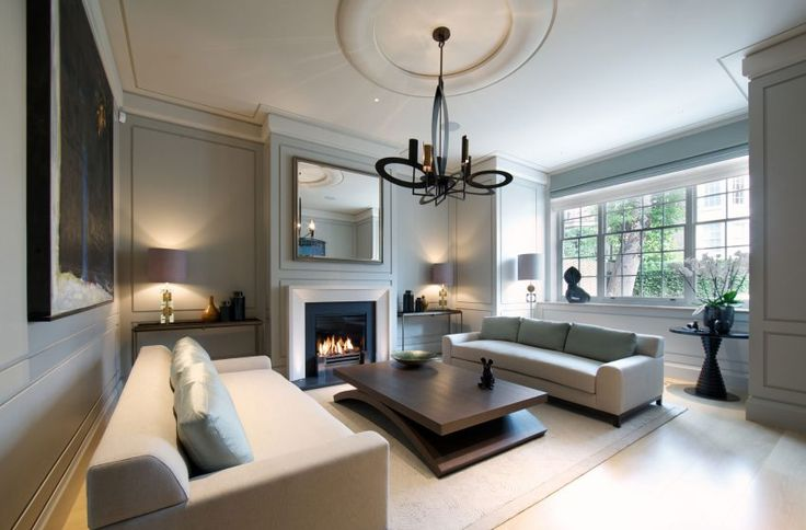 Nash Baker Architects Design a Luxurious Home in Notting Hill
