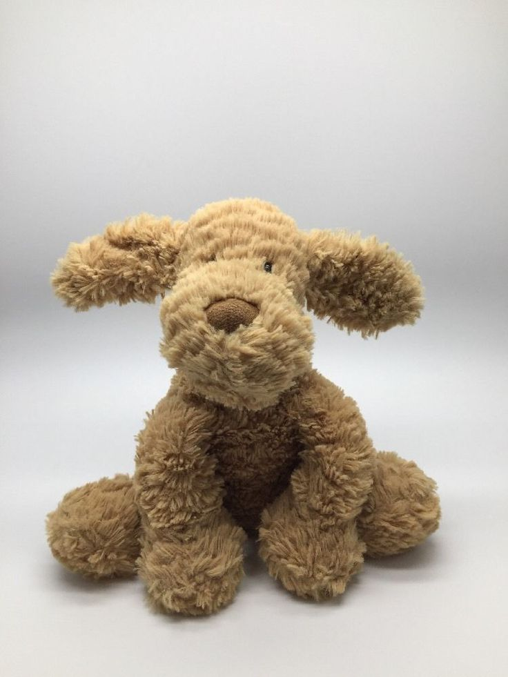 Jellycat Fuddle Wuddle Puppy Cuddly Soft Toy Plush Teddy Fuddlewuddle Dog  in Toys & Games, Soft Toys & Stuffed Animals, Branded Soft Toys | eBay!