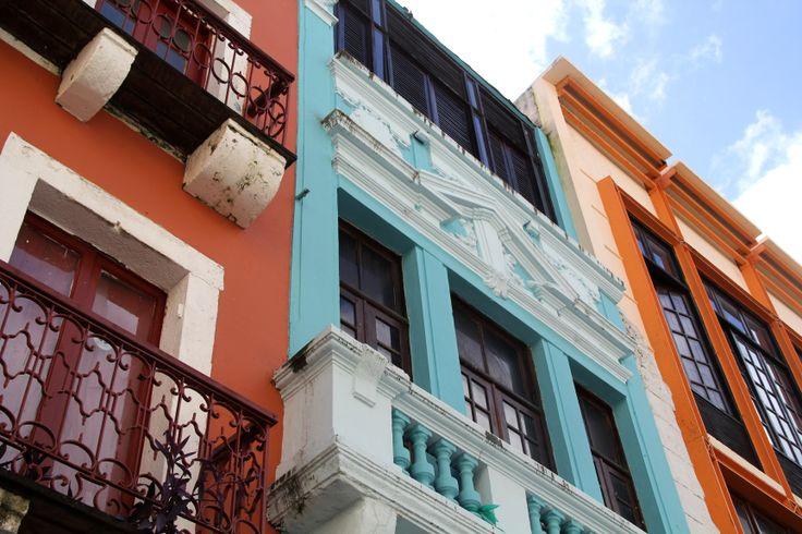 Casarões - Recife.