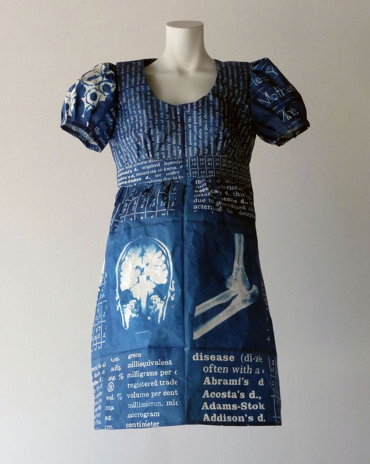 Annie Lopez, Medical Conditions, 2013, cyanotype printed on tamale wrapping paper, Courtesy of the Artist, ©Annie Lopez