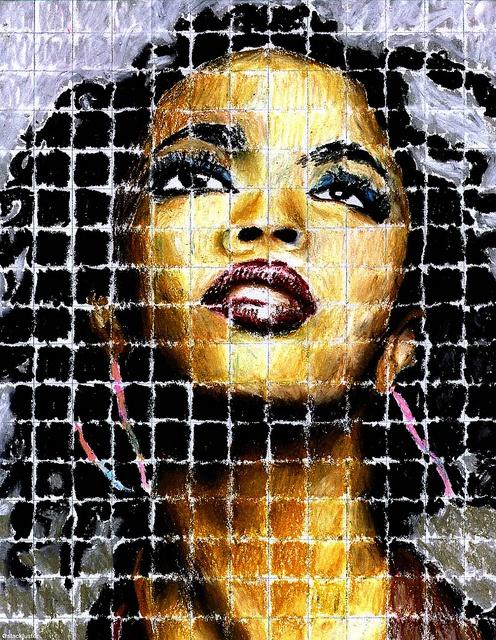 Lauryn Hill. by ♥ pk, via Flickr