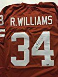 Ricky Williams Texas Longhorns Footballs