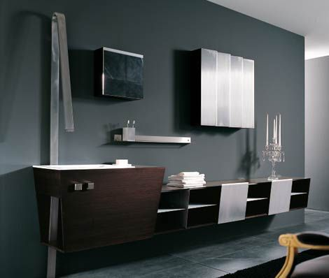 Photo Image Bath furniture from Geda the new Maste Collection much more than just an