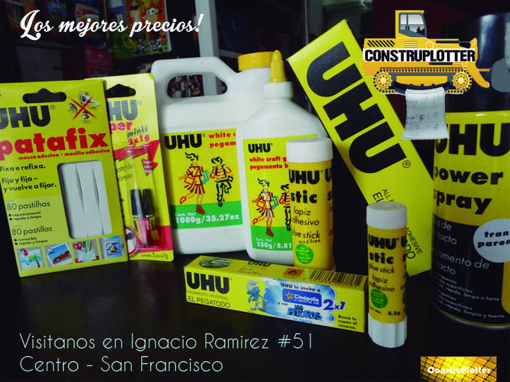 productos UHU