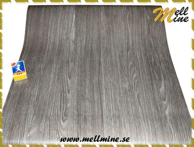Dekorplast dcfix - trä ek sheffield pärlgrå- 67.5 x 200 cm (bxl)