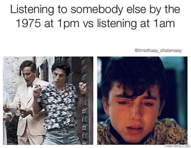 Saw This On Tumblr And It S Painfully Accurate The1975 The 1975 Lyrics The 1975 The 1975 Quotes