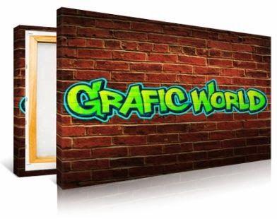 Grafic World: Creare scritte graffiti