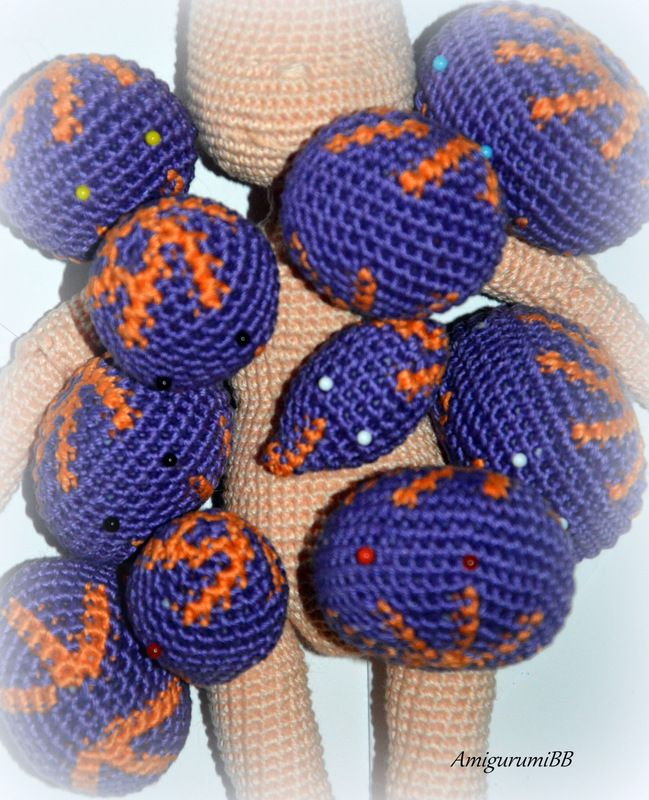 Amigurumi Oval Pattern : Understanding Round and Oval Shapes (in order to create ...