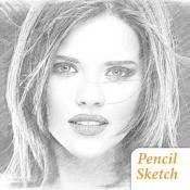 Pencil Sketch Maker app make you an artist by creating pencil sketch of your photos. You can capture picture from your camera to generate the sketch.