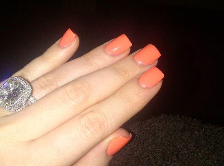 The 20 best Khole kardashian nails images on Pinterest | Kardashian ...