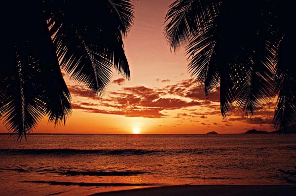 Urlaub am Indischen Ozean