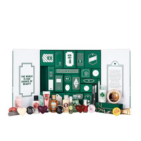 The Body Shop Beauty Advent Calender