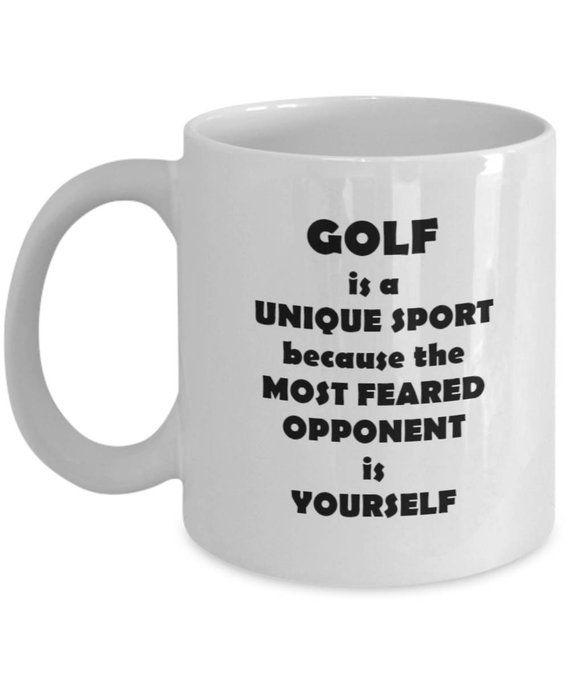 Golf Gifts Gift For Him Coffee Mug Boyfriend Dad Birthday Mugs With Say