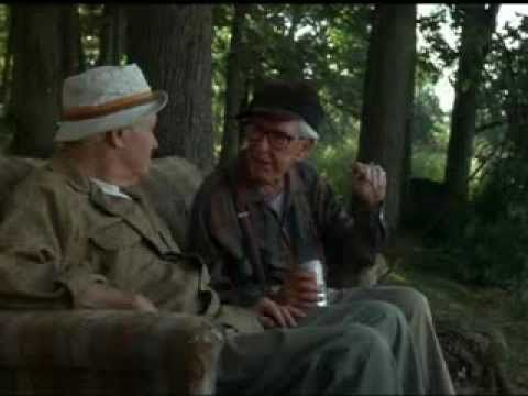 The bacon story from Grumpy Old Men - Burgess Meredith