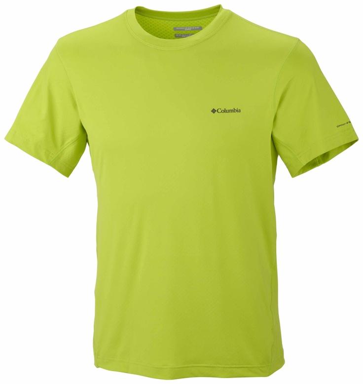 Columbia Total Zero -viilentävä t-paita (54,90 €)  #Columbia #OmniFreeze #TotalZero