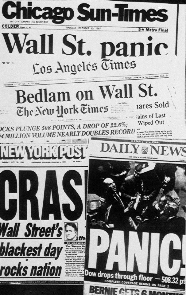 Stock Market Crash (Phenomena)