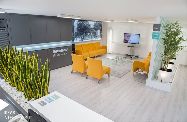 Clínica dental   Decoración de interiores en Valencia