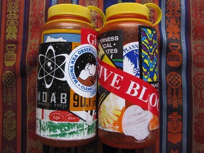 stickers for nalgene bottles - Google Search
