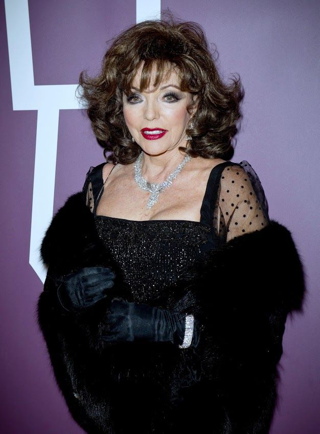 2011.02.03  Joan attends The Princes Trust Invest In Futures Gala Dinner supported by Bank of America Merrill Lynch at the Natural History Museum in London
