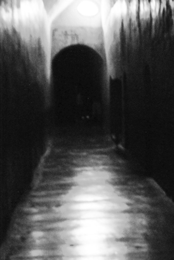 Creepy Hallways | FANTASY: Nightmares | Pinterest | Creepy