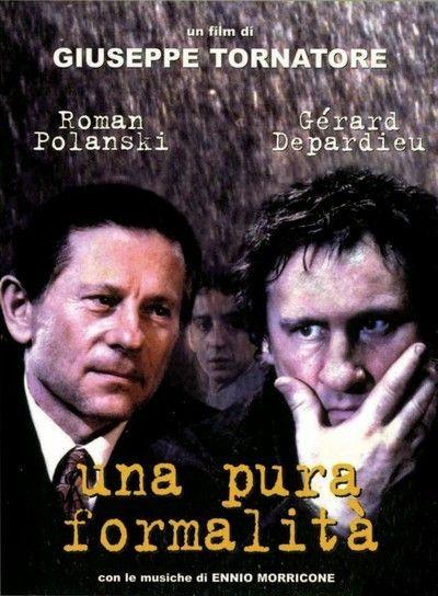 Una pura formalità (1994) - Giuseppe Tornatore