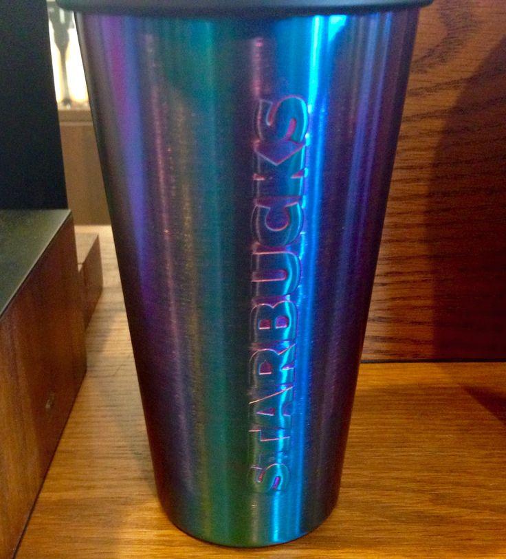 Starbucks Iridescent Car Cup | Starbucks | Pinterest ...