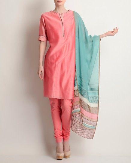colour <3 so refreshing - Buy Women's Salwar Kurta Online At Flipkart…