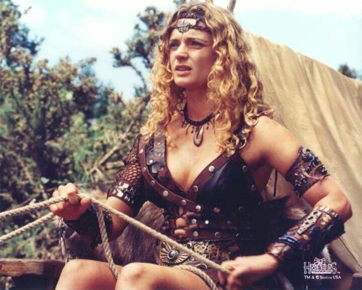 Амазонки из зены королевы воинов в картинках