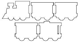 Train shape