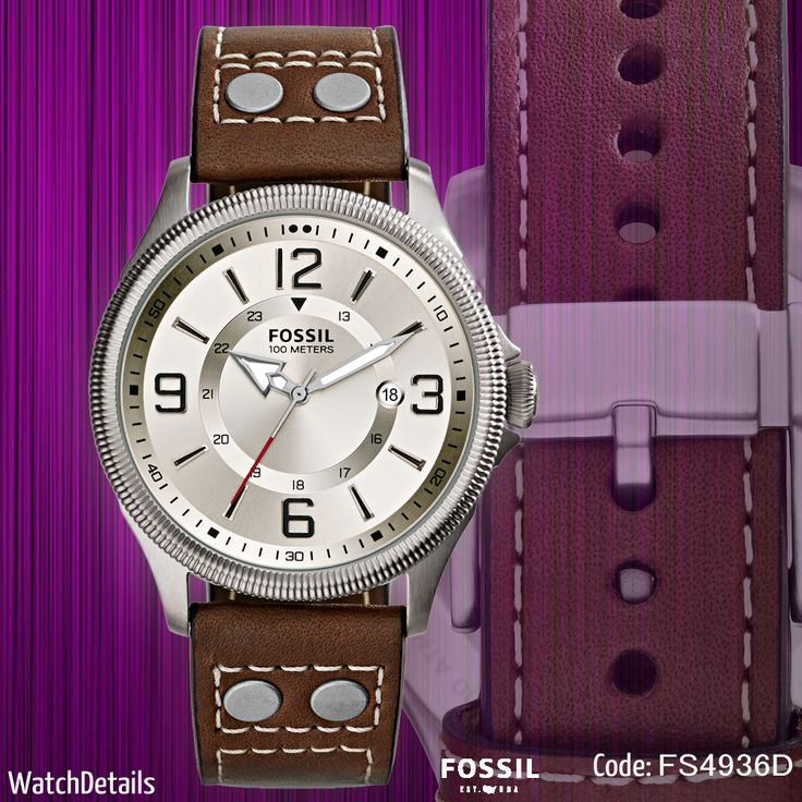 Read More Watches sports Recruiter Brown FS4936 http://goo.gl/ADHKWJ  #style #fashion #watches #watch #mens #sports