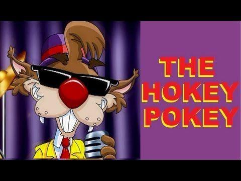 THE HOKEY POKEY brain break with Lyrics (1:45)