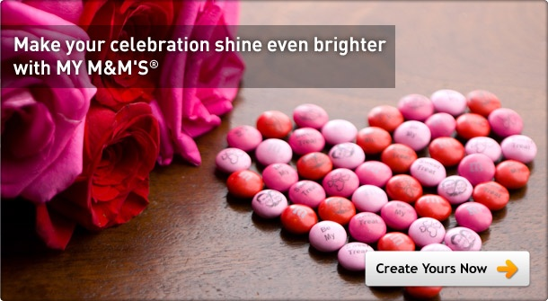 Personalized Gifts: Chocolate Party Favors: Super Bowl, Valentines Day – MyMMs.com