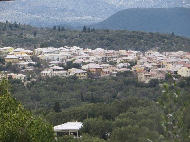 Spartochori village