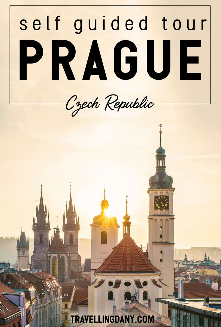 A brilliant Prague itinerary to help you make the most out of your trip to the Bohemian capital of the Czech Republic, whether you have 2, 3 or 4 days in Prague. Learn about the fun nightlife, with a hint of romance, a lot of history and all the instagrammable spots! | #Prague #Czechrepublic #Europetravel #Europe