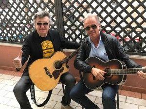 Bobby Solo e George Aaron uniti per creare il prossimo tormentone estivo
