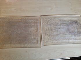 Big Shot Platten erneuern: An Material braucht ihr: > Alu Folie > Auflaufform > Backofen > Backpapier > verbogene Big Shot Platten ...