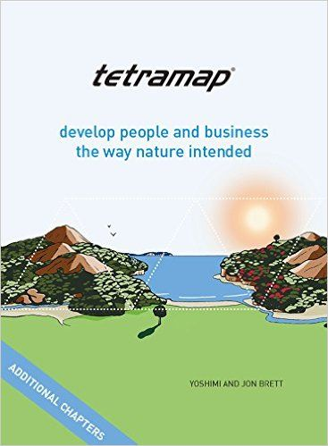 TetraMap Ebook: Develop people and business the way nature intended