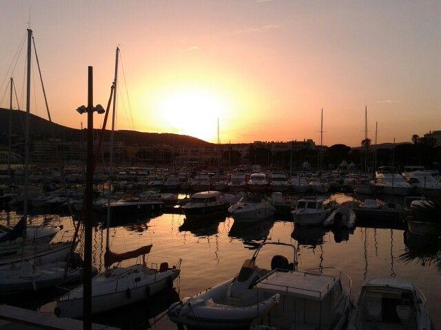 Sainte Maxime, Côte d'Azur