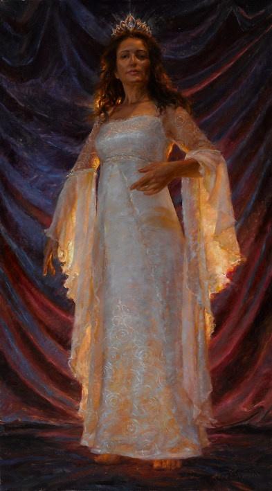 Artist Rene Snyman