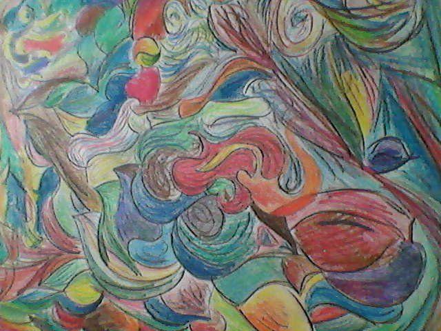 Colour pencilsCrayons